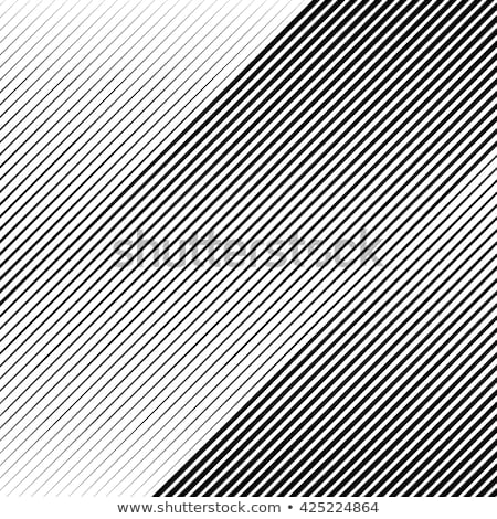 Abstract sharp linee pattern texture panno Foto d'archivio © SArts