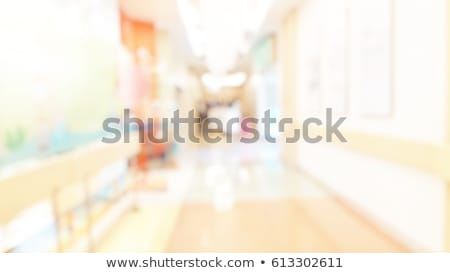 sick children wait to see doctor stock photo © bluering