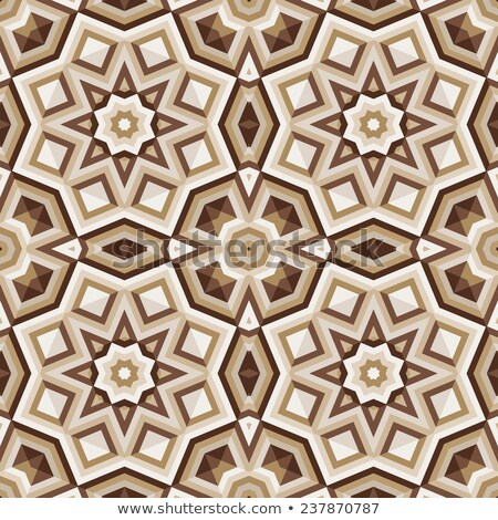 Photo stock: Geometric Background From Glazed Ceramic Tiles In A Fashionable Pantone Trendy Color Of Spring Summe