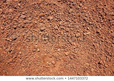 Vulkanisch voet vulkaan klein abstract achtergrond Stockfoto © grafvision