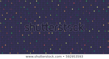 Computer program code Stock photo © nasirkhan