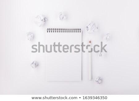 férfias · próbababa · izolált · fehér · modell · bőr - stock fotó © photography33