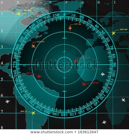 radar · San · Diego · rádió · háború · hajó · kommunikáció - stock fotó © kaludov