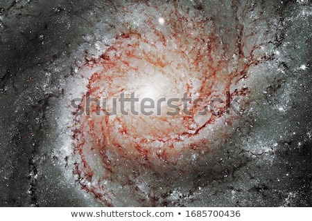 M101 Pinwheel Galaxy Stock photo © rwittich
