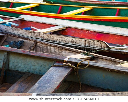 Local Ferry Boat in the Amazon River Stock photo © wildnerdpix