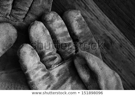 hand · huis · sleutel · 3D · handen - stockfoto © kirill_m