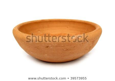 terracota clay Pottery stock photo © stocker