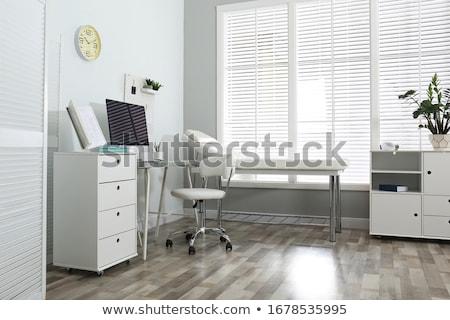 médecins · chambre · médicaux · table - photo stock © Hofmeester