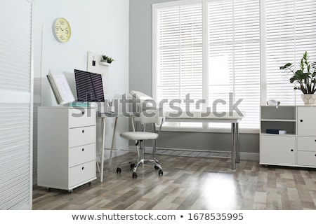 Doctor's examination room Stock photo © Hofmeester