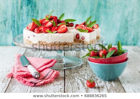 сторона · белый · продовольствие · фрукты - Сток-фото © dar1930