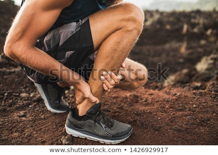 TENDONITIS Stock photo © chrisdorney