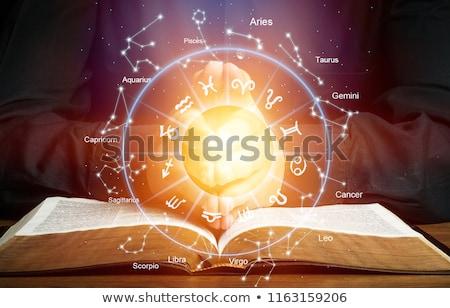Horoscope zodiac Stock photo © adrenalina