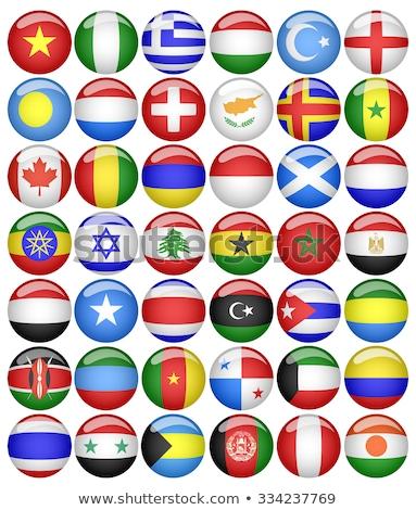 Szwajcaria Somali flagi puzzle odizolowany biały Zdjęcia stock © Istanbul2009
