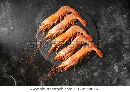 langoustines stock photo © zhekos
