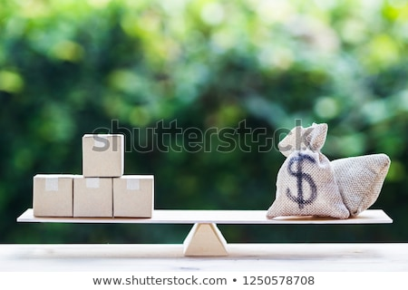 Money supply Stock photo © aro1