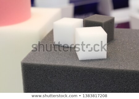 A chair with a foam Stock photo © bluering