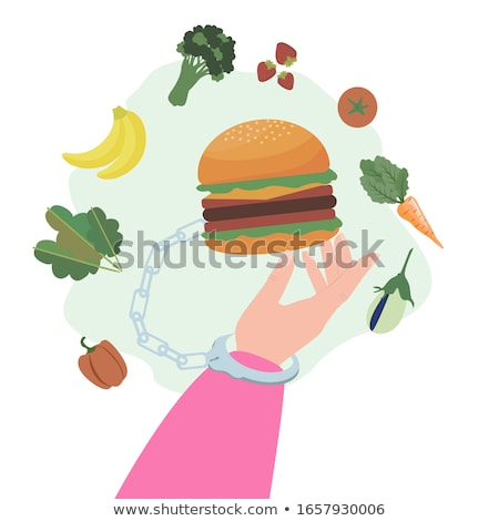 Eating Issues Stock photo © Lightsource
