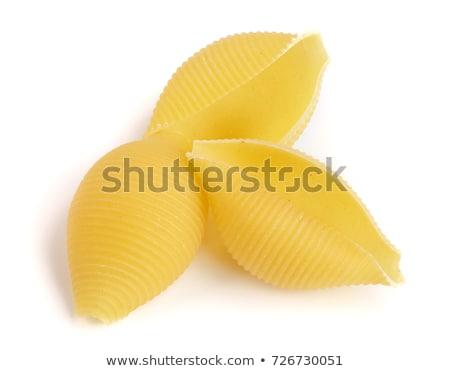 three pasta shells stock photo © digifoodstock