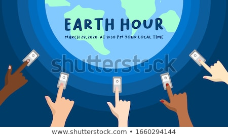 20 March Earth Day Stock photo © Olena