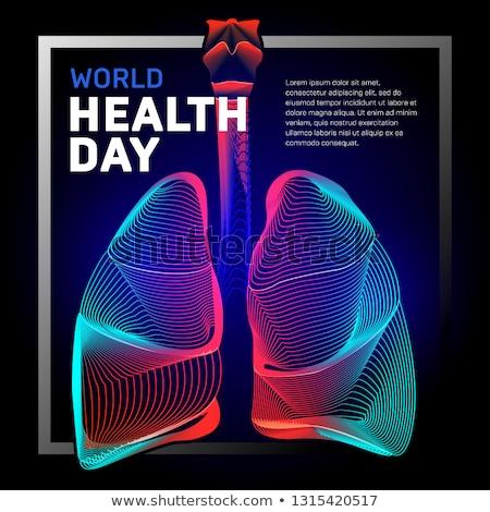 Diagnose medische 3d illustration geneeskunde wazig tekst Stockfoto © tashatuvango