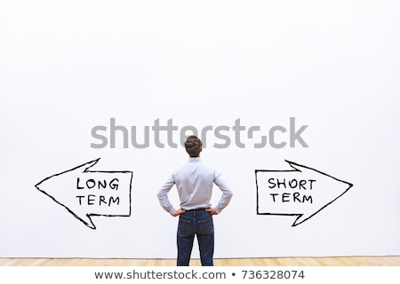 Long Term And Short Term Investing Stock photo © Lightsource