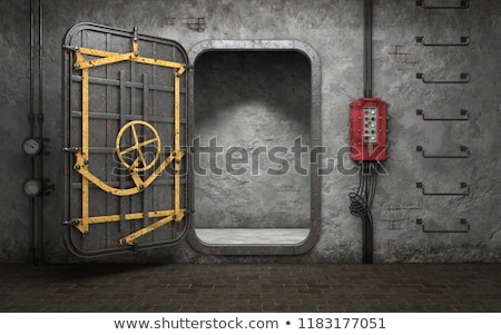 bunker Stock photo © vrvalerian