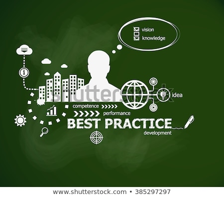 Communities Of Practice - Business Concept. Stock photo © tashatuvango