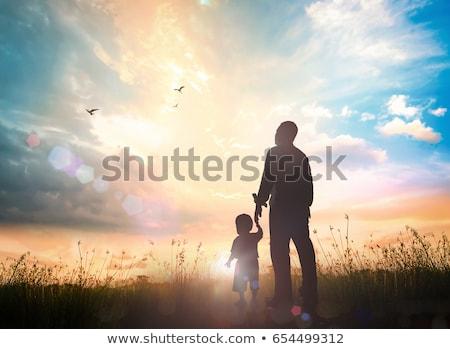 Family Values stock photo © naffarts