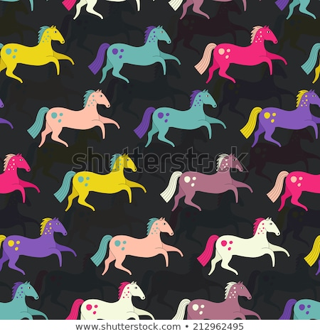 Champion seamless color vector pattern Stock photo © barsrsind