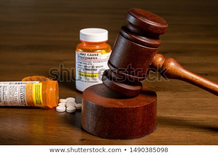 RX Pill Blocks Stock photo © mybaitshop