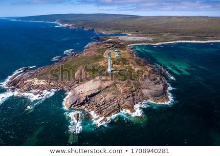 Cape Leeuwin lighthouse Stock photo © jeayesy