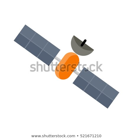 Sputnik in Orbit Stock photo © xochicalco