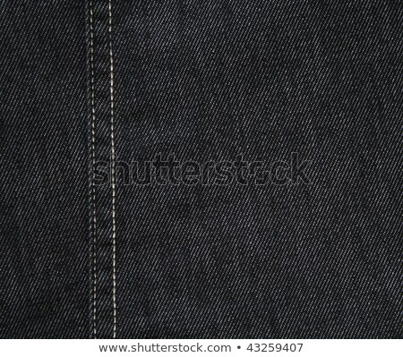 black jeans fabric can use as background stock photo © inxti