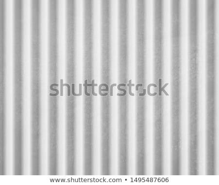 Corrugated Metal Vector Stock photo © ArenaCreative