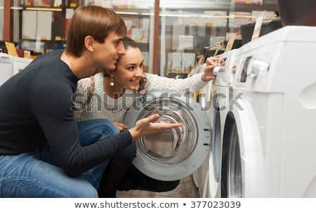 washers in shop Stock photo © Paha_L