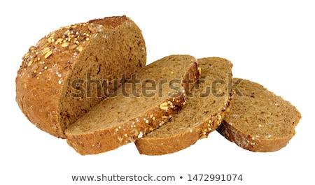 свежие вкусный смешанный хлебобулочные буханка Сток-фото © juniart