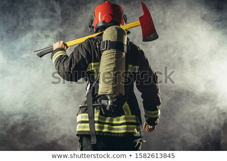 Hammer isolated over white background Stock photo © nemalo