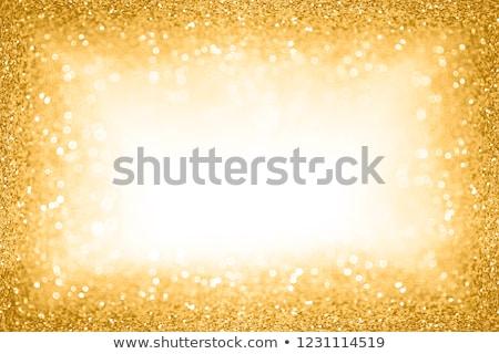 Christmas card  children's photoframe Stock photo © marimorena