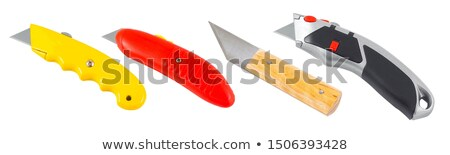 Set of Box Cutters Stock photo © cteconsulting