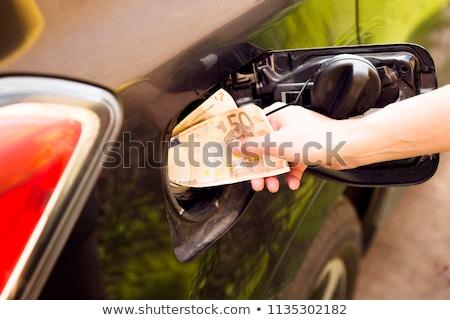 High gas price Stock photo © erierika