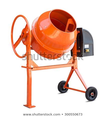 concretas · mezclador · camión · industria · máquina · constructor - foto stock © shutswis