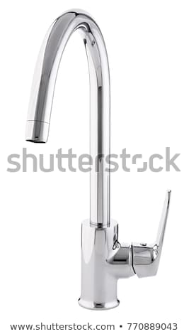 water tap isolated on white Stock photo © ozaiachin