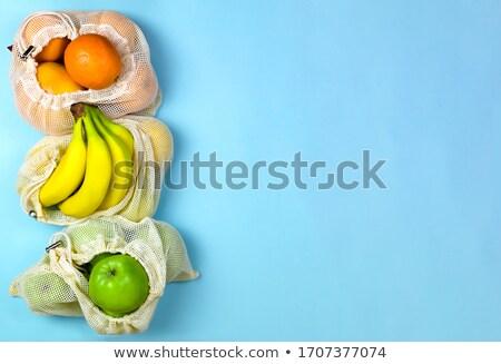 Dieta stile di vita nutrizione decisione simbolo alimentare Foto d'archivio © Lightsource