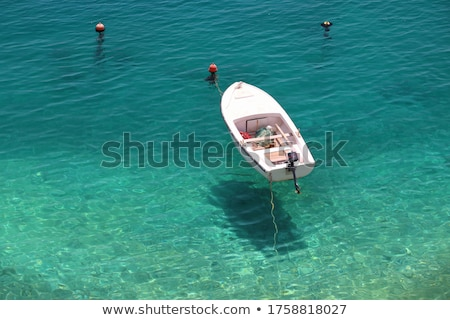 Levitating boat Stock photo © Lighthunter