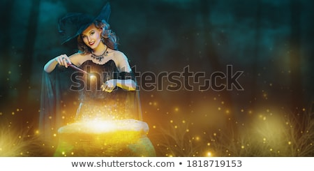 magic · gwiazdki · biały · sztuki · star - zdjęcia stock © bluering