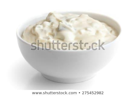 Tartar sauce  Stock photo © Digifoodstock