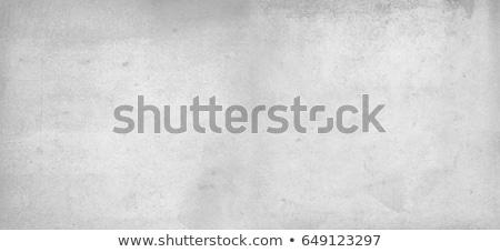 Concretas pared blanco textura yeso papel Foto stock © inxti