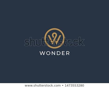 ロゴ · 手紙 · デザイン · eps · ビジネス · 抽象的な - ストックフォト © sdCrea