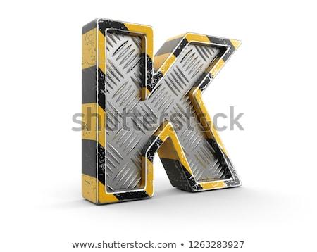 黒白 手紙 3D 3dのレンダリング 実例 ストックフォト © djmilic