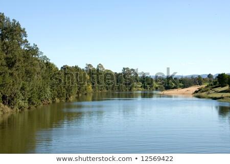 Hawkesbury River Windsor Australia Stock photo © lovleah